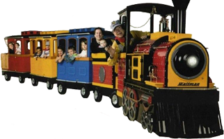 Trackless Trains