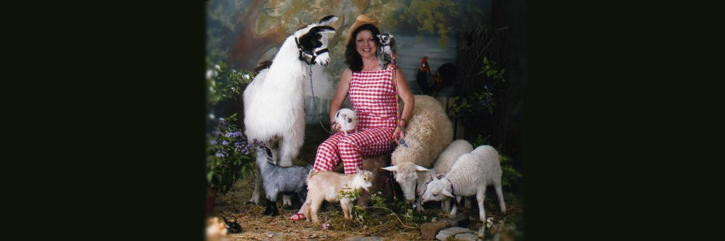 Marsha S Petting Zoo For The Smile Of A Child